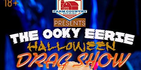 The Ooky Eerie Halloween Drag Show tickets