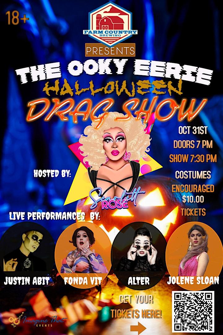 The Ooky Eerie Halloween Drag Show image