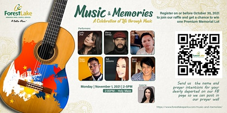 Music and Memories: A Celebration Of Life Through Music tickets