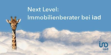 Meet iad - Das innovative Geschäftsmodell zum digitalen Maklerbüro Tickets