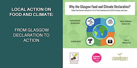 Local action on food and climate: from declaration to action tickets