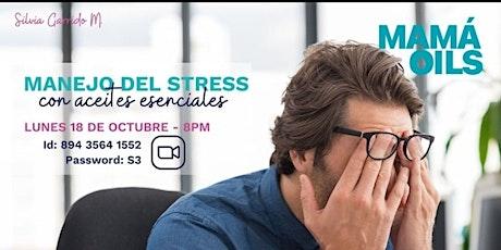 Manejo del stress Y Aceites esenciales entradas