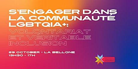 S'engager dans la communauté LGBTQIA+: volontariat et véritable inclusion tickets