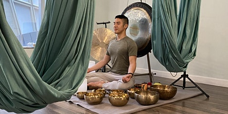 Floating Aromatic Sound Bath with Malbert tickets