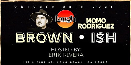 Momo Rodriguez at The Long Beach Factory tickets