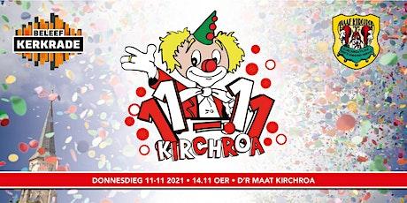 11-11 Kirchroa Tickets