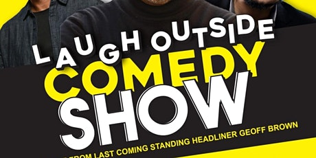 Laugh Outside Comedy Night tickets