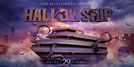 Hallowship!  The Haunted Cruise tickets