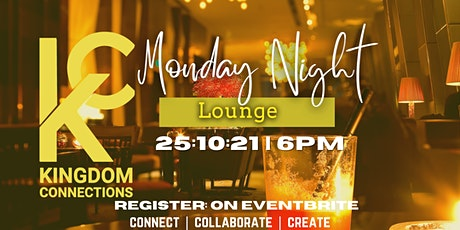 KC Community Monday Night Lounge: Let's Connect tickets