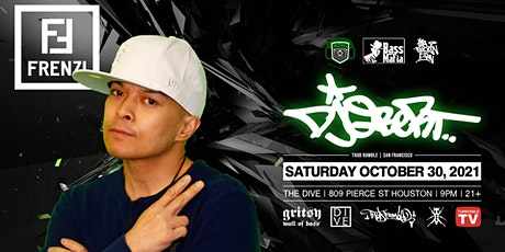 FRENZI featuring DJ QBert tickets