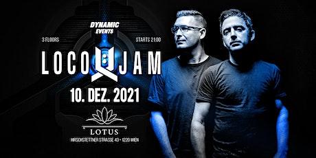 Loco und Jam Tickets