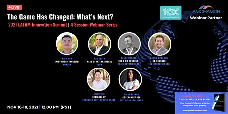 The Game Has Changed: What's Next? [Webinar Series] tickets