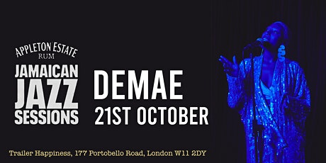 Jamaican Jazz Sessions with Demae tickets