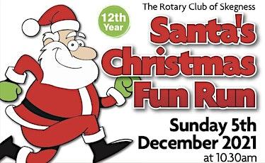 Skegness Santa Fun Run 2021 tickets