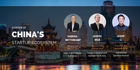 Overview of China's Startup Ecosystem Tickets