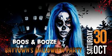 Baytown Boos & Booze Halloween Party tickets