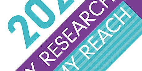 MY Research MY Reach UoD PGR Conference 2021 tickets