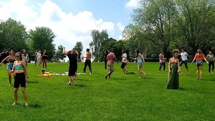 Ecstatic Dance UK - SATUR•DAY Open Air image