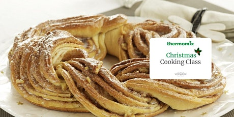 Thermomix Christmas Cooking Class tickets