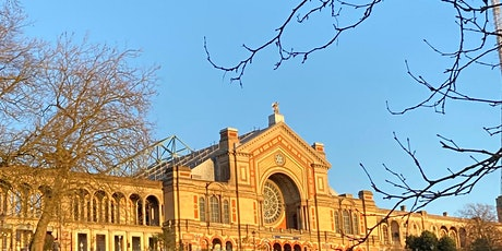 Alexandra Park and its heritage- walking tour tickets