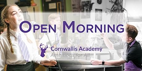 Cornwallis Academy Tours tickets