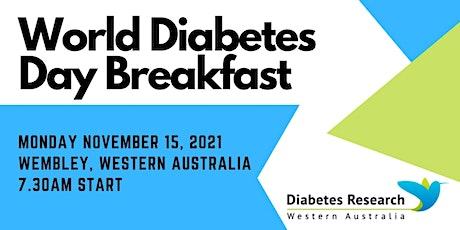 World Diabetes Day Breakfast tickets