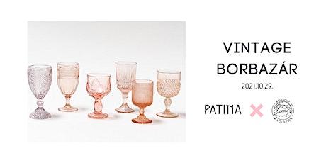 VINTAGE BORBAZÁR tickets