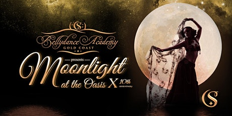 Moonlight at the Oasis X tickets