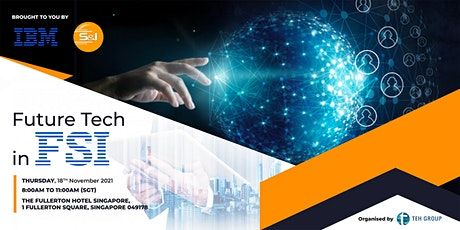 Future Tech in FSI - Special Business Roundtable tickets
