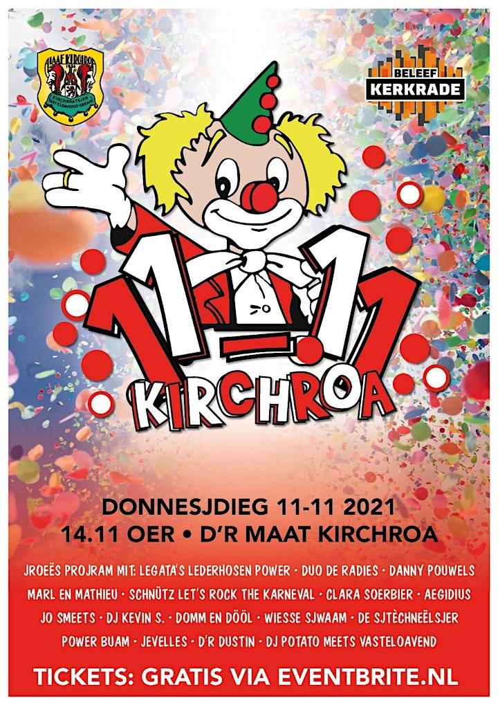 Afbeelding van 11-11 Kirchroa