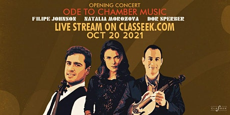 An Ode To Chamber Music, Opening Concert tickets