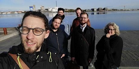 Walk & Talk på Aalborg havn tickets