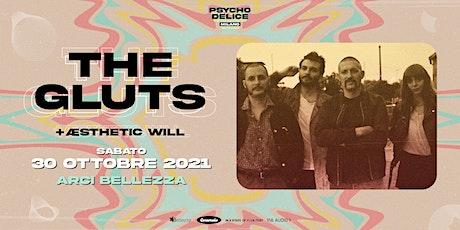 Psychodelice Milano w/ The Gluts + Guests biglietti