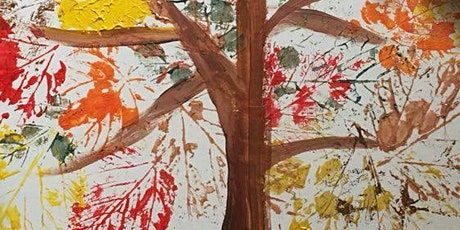 Online Art for Wellbeing Workshop: Painting Autumn tickets