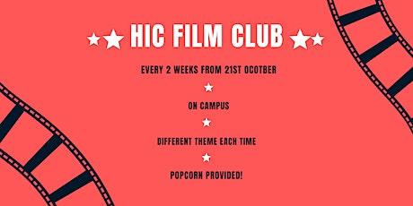 HIC Film Club tickets