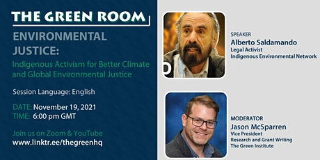 Indigenous Activism for Better Climate and Global Environmental Justice tickets