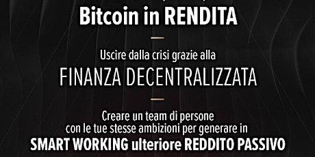 Bitcoin and Cash biglietti