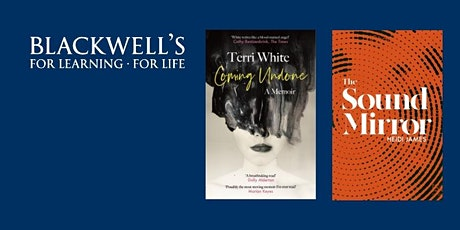 Terri White and Heidi James in conversation with  Naomi Frisby tickets
