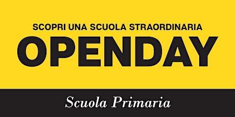 PRIMARIA - OPEN DAY biglietti