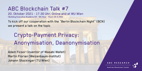 ABC Blockchain Talk #7 tickets
