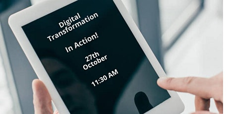 Council Digital Transformation in Action tickets