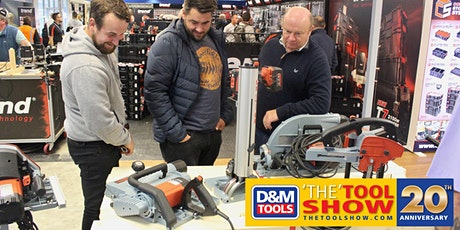 D&M Tools - 'THE' TOOL SHOW '22 tickets