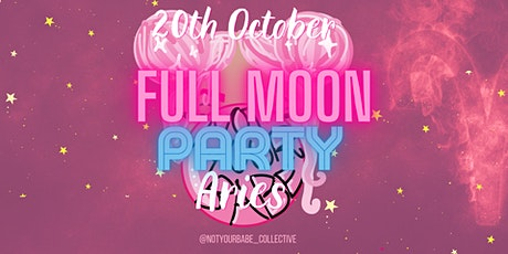 NYB Presents: Full Moon Party in Aries (Female Networking) tickets