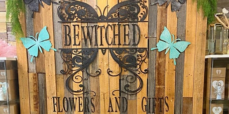 Bewitched Flowers And Gifts tickets