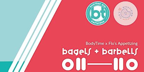 Bagels + Barbells tickets