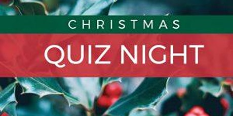 Return of the Christmas Quiz tickets