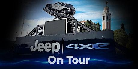 JEEP ON TOUR - Udine biglietti