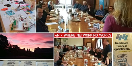 Stockport Face to Face Networking is back 4Networking tickets
