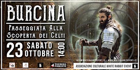 Burcina - Passeggiata Alla Scoperta dei Celti biglietti
