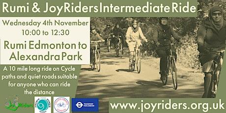 Intermediate Bike Ride from Rumiؒ Mosque to Alexandra Park tickets